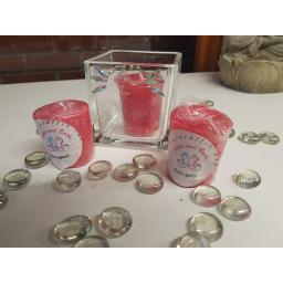 Voltive candle pack of 4