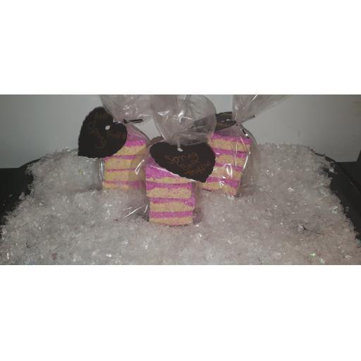 spring bath truffles