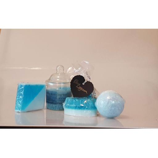 Blue~lagoon Collection gift set