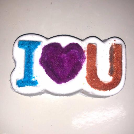 I love you - Bath Bomb