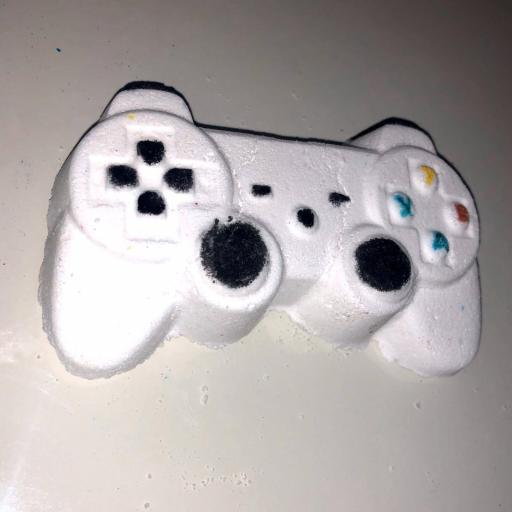 PlayStation controller - Bath Bomb